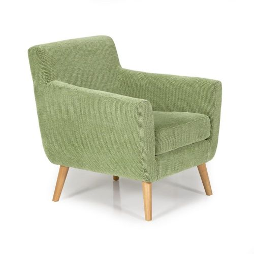Ocassional Kelso Green Occasional Chair